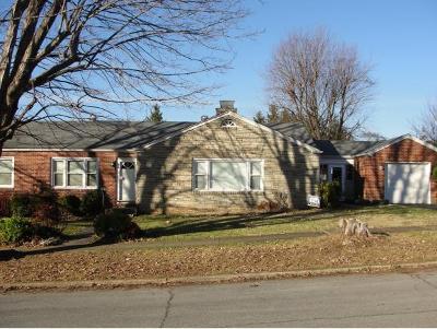 Elizabethton Single Family Home For Sale: 101 E. I St.