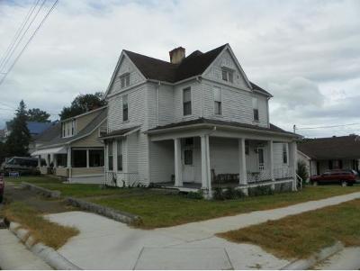 Bristol VA Single Family Home For Sale: $39,900