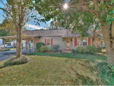 Single Family Home For Sale: 421 Monument Pl