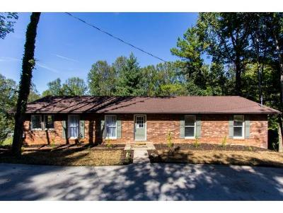 Kingsport TN Single Family Home For Sale: $164,900