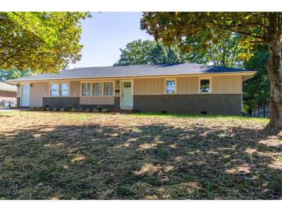 Kingsport TN Single Family Home For Sale: $159,900