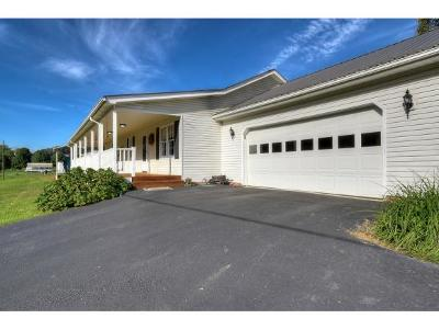 Piney Flats Single Family Home For Sale: 752 Hunting Hill Rd