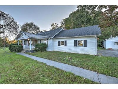 Single Family Home For Sale: 975 Church Road