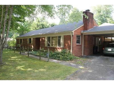 Bristol Single Family Home For Sale: 211 Forest Drive