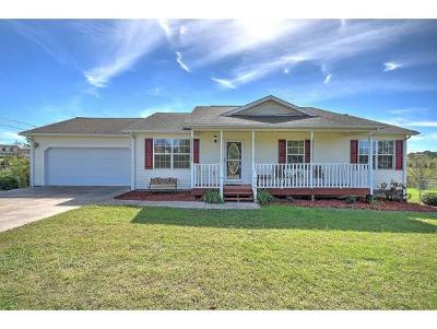 Jonesborough Single Family Home For Sale: 2785 Old Stagecoach