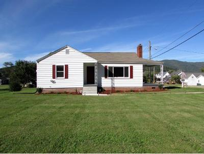 Elizabethton Single Family Home For Sale: 1233 Broad Street