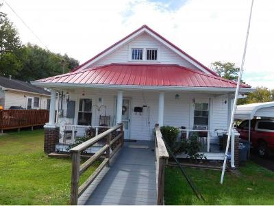 Kingsport Single Family Home For Sale: 1620 F