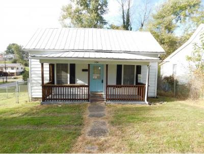 Damascus, Bristol, Bristol Va City Single Family Home For Sale: 1104 New Hampshire Avenue