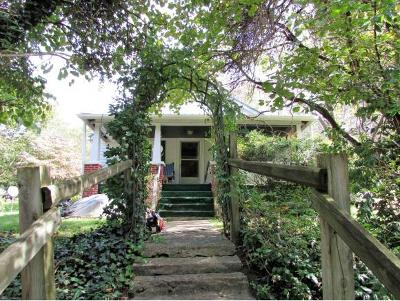 Elizabethton Single Family Home For Sale: 339 Coal Chute Road