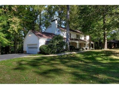 Johnson City Single Family Home For Sale: 1502 Robin Hood Lane