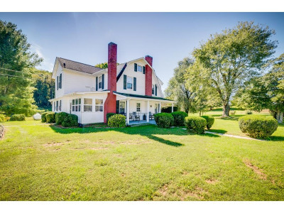 Piney Flats Single Family Home For Sale: 934 Hunting Hill Road