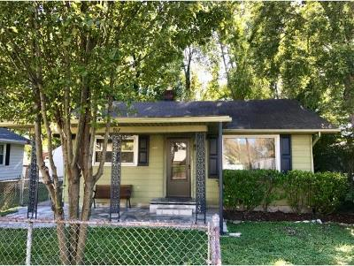 Kingsport Single Family Home For Sale: 917 Campbell Street