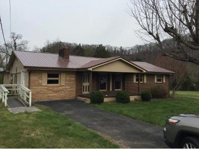 Elizabethton Single Family Home For Sale: 126 Hyder St