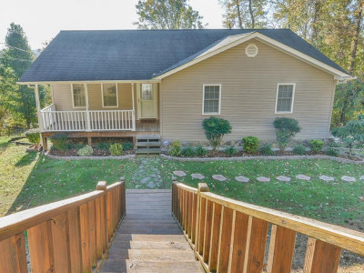 Kingsport TN Single Family Home For Sale: $169,000