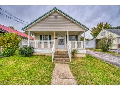 Johnson City Single Family Home For Sale: 1607 E Fairview Ave
