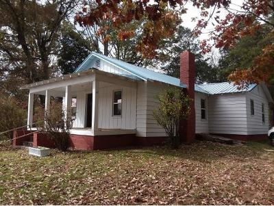 Single Family Home For Sale: 126 Boring Chapel Rd