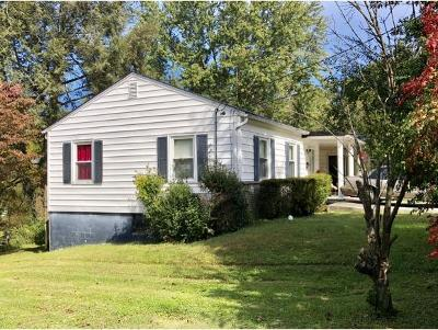 Bristol Single Family Home For Sale: 339 Hill Park Drive