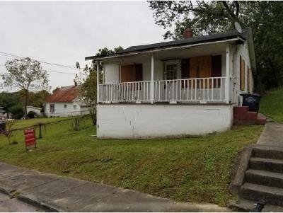 Kingsport Single Family Home For Sale: 405 Short Street