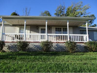 Single Family Home For Sale: 271 Cobb Road