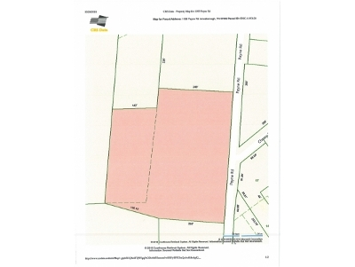 Washington-Tn County Residential Lots & Land For Sale: 1109 Payne Road