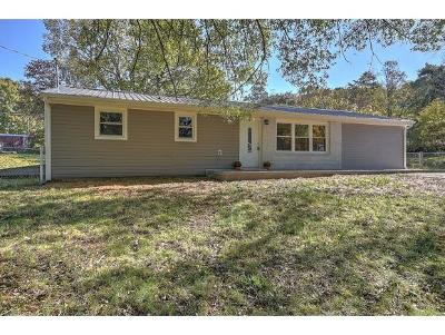 Jonesborough Single Family Home For Sale: 152 Hillcrest Circle