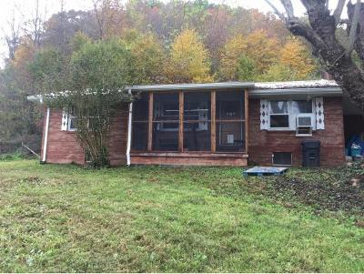 Elizabethton Single Family Home For Sale: 188 Garrison Hollow Rd