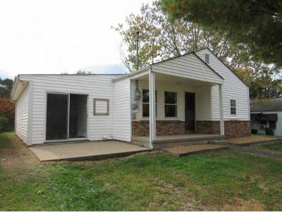 Greeneville Single Family Home For Sale: 101 E Broyles St
