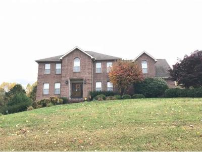Hamblen County Single Family Home For Sale: 1544 Wind Chase