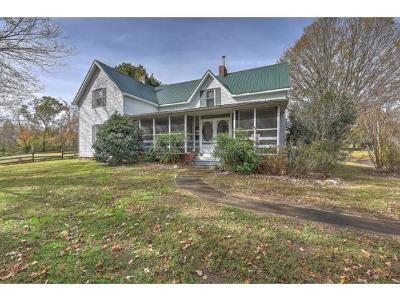 Jonesborough Single Family Home For Sale: 409 Rock House Road