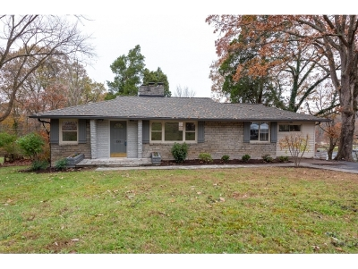 Kingsport Single Family Home For Sale: 2365 Inglewood Dr