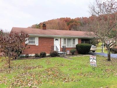 Damascus, Bristol, Bristol Va City Single Family Home For Sale: 705 E. Third Street