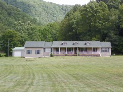 Abingdon Single Family Home For Sale: 27518 Poor Valley Rd
