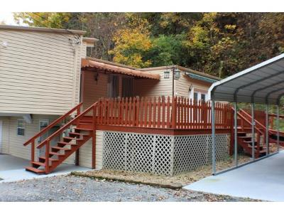 Single Family Home For Sale: 115&105 Hob Nob Hollow Road