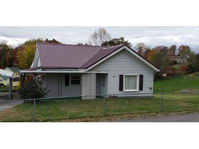 Kingsport TN Single Family Home For Sale: $118,000