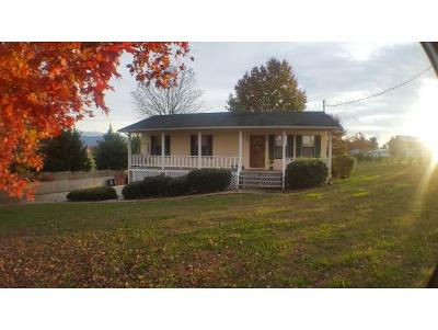 Greeneville Single Family Home For Sale: 200 Cumberland Dr