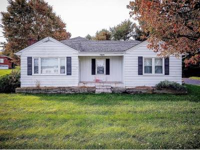 Johnson City Single Family Home For Sale: 234 Old Gray Station Rd.