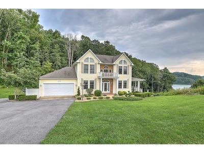 Abingdon Single Family Home For Sale: 22438 Montego Bay Rd