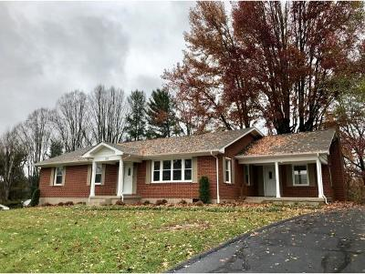 Bristol Single Family Home For Sale: 525 Cheyenne Road
