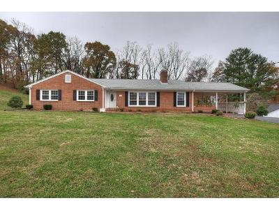 Elizabethton Single Family Home For Sale: 202 Ridgecrest Drive