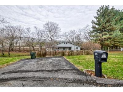Bristol VA Single Family Home For Sale: $89,995