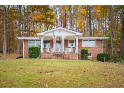 Kingsport TN Single Family Home For Sale: $90,000