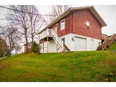 Kingsport TN Single Family Home For Sale: $75,000