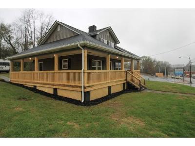 Church Hill Single Family Home For Sale: 126 E Main Blvd