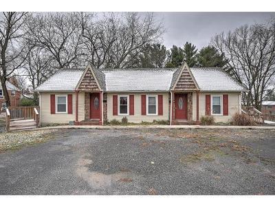 Bristol Multi Family Home For Sale: 115 Douglas St