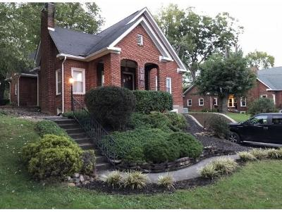 Johnson City Single Family Home For Sale: 200 W 10th Ave