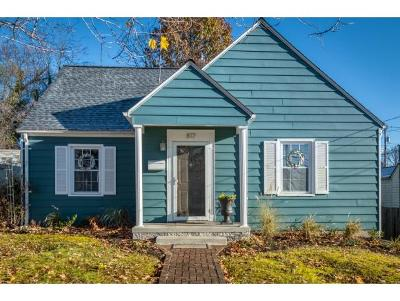 Bristol Single Family Home For Sale: 817 Taylor St