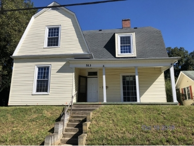 Bristol VA Single Family Home For Sale: $86,000