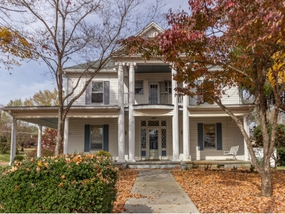 Morristown Single Family Home For Sale: 1027 E Main St