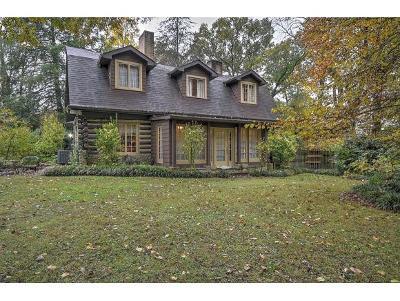 Bristol Single Family Home For Sale: 107 Tyler Dr