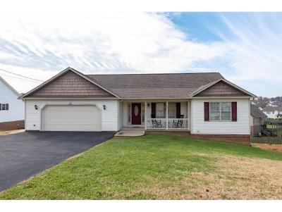 Gray Single Family Home For Sale: 626 Walkers Bend Rd.